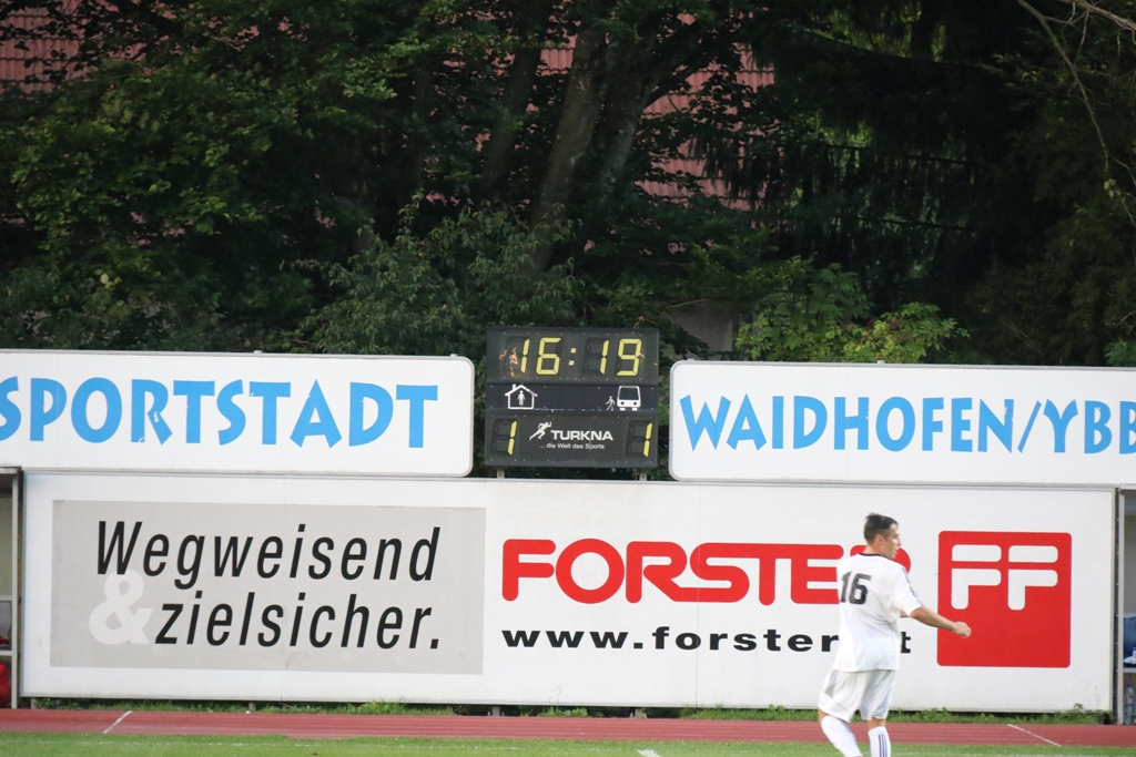 Spielbericht Sg Waidhofen Waldhausen 31 21 Sg Waidhofenybbs
